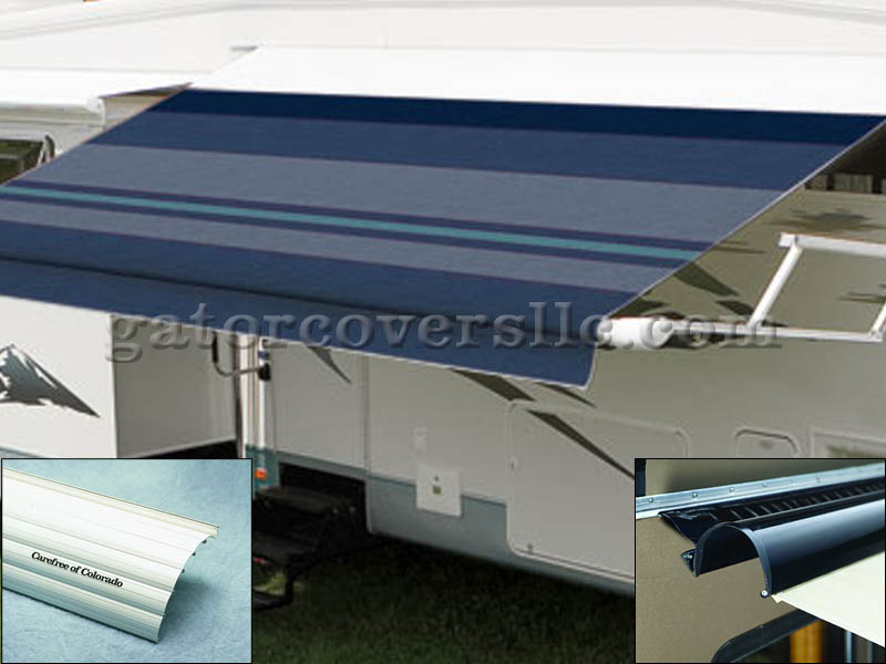 Eclipse Vinyl Armored Awnings