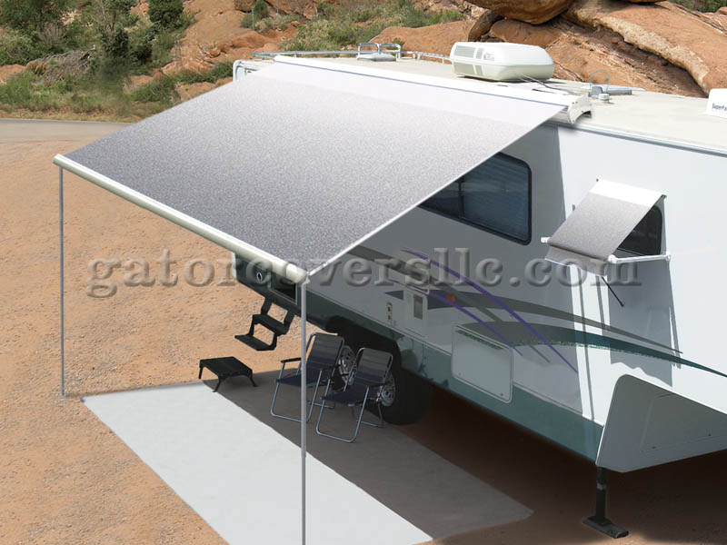 Freedom Acrylic Roof Mount Awnings