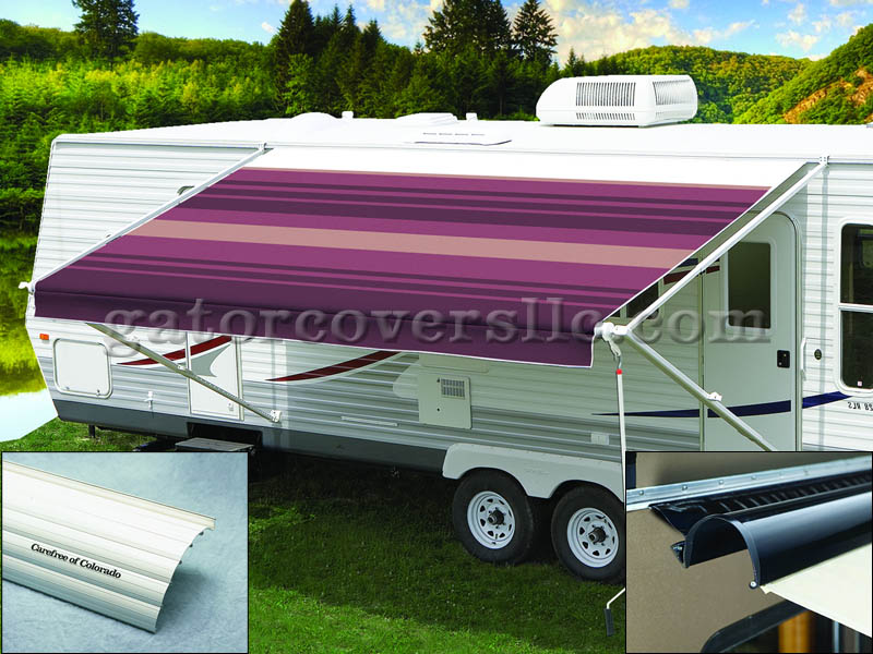 Pioneer Vinyl Armored Awnings