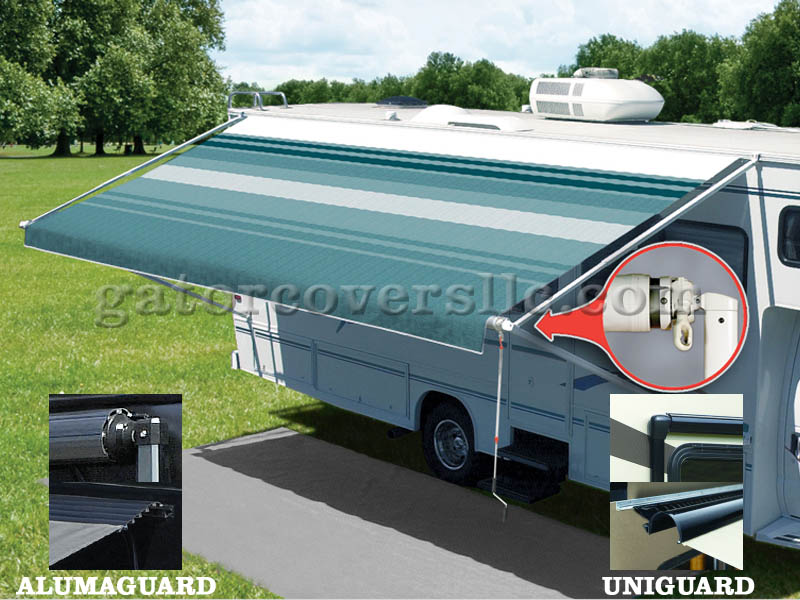 Rv Canopy Covers & Our RV Awning Protector Can Easily Be ...