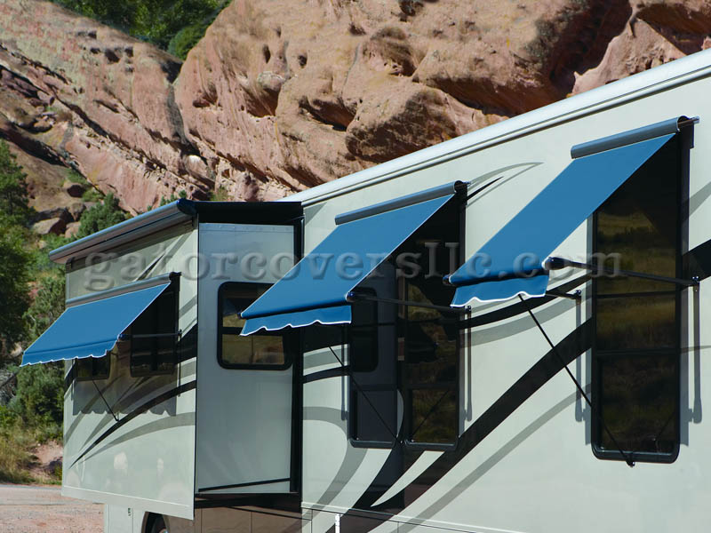 Acrylic SL Companion Awnings