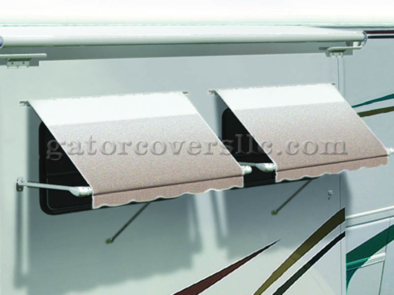 Vinyl SL Companion Awnings