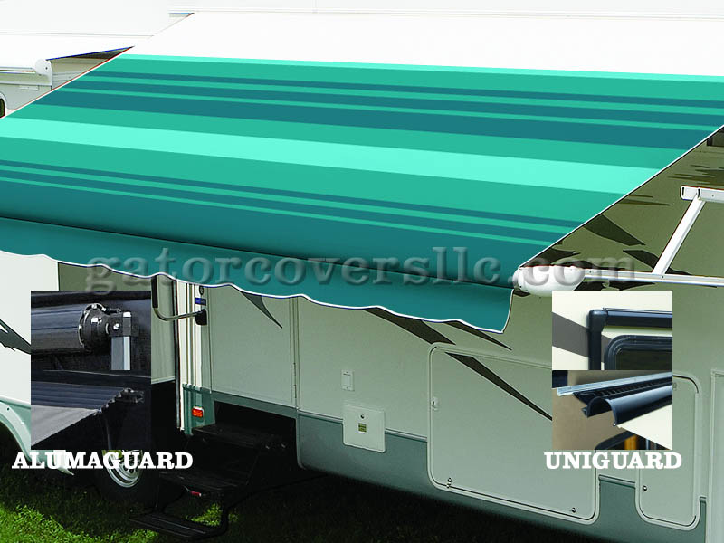Travel'r Vinyl Armored Awnings