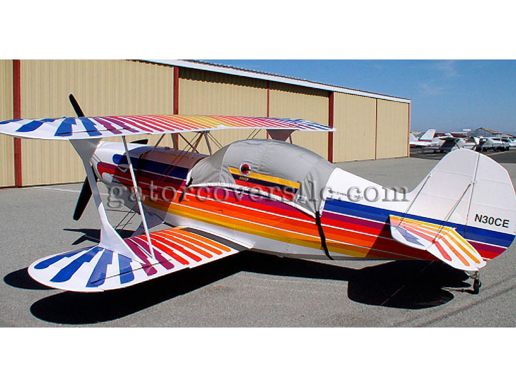 CANOPY COVER (LARGE BUBBLE)  sc 1 st  Blue Gator Covers & Biplanes storage and canopy covers