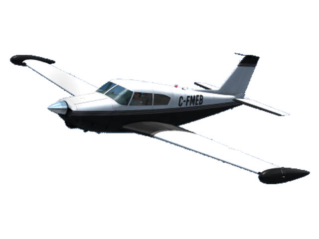 Low-Wing Single-Engine Aircraft