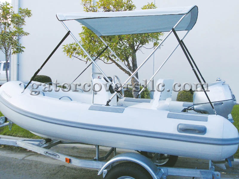 Two-Bow Bimini Tops