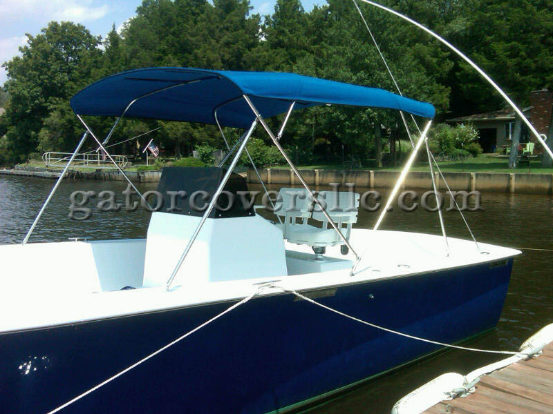 4-Bow Stainless Steel Bimini Tops