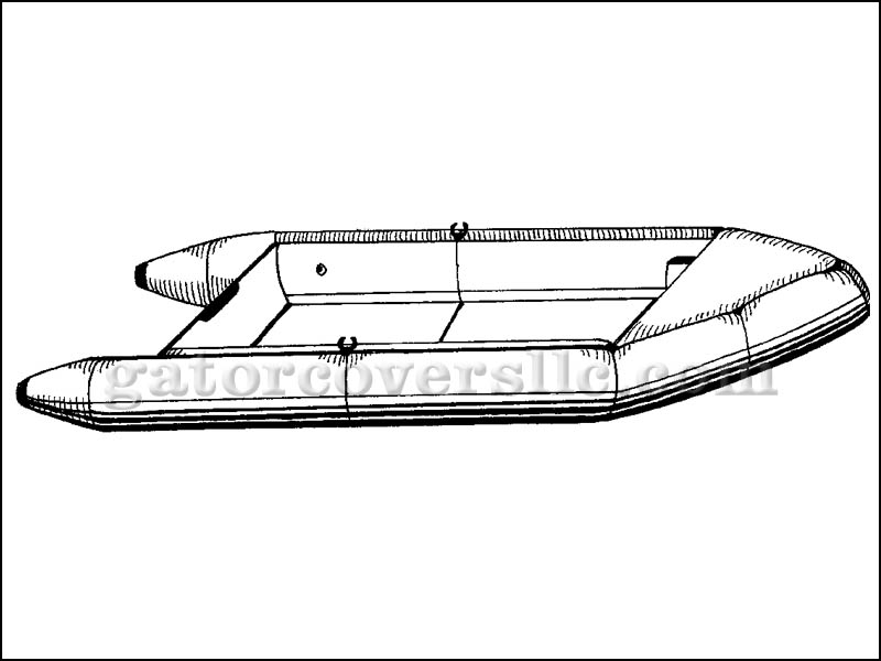 Sport Type Inflatable Boat