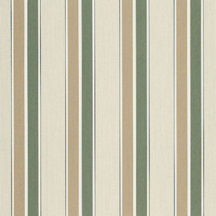 Fern/Heather Beige Block Stripe