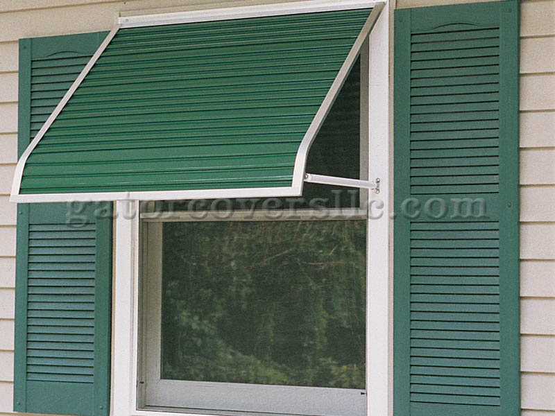 3100 Series Aluminum Window Awnings