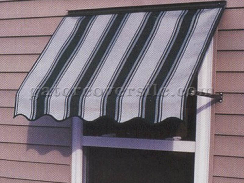 3300 Series Fabric Window Awnings