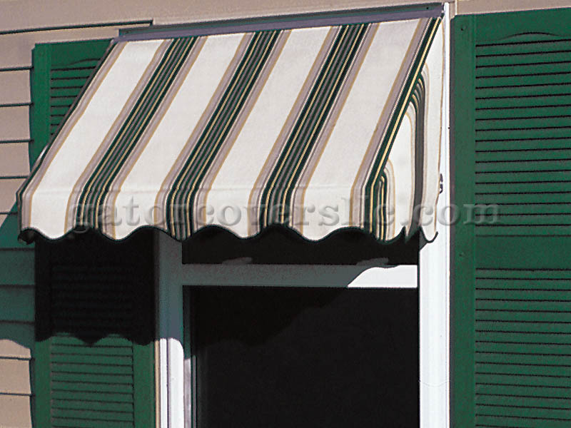 3700 Series Fabric Window Awnings