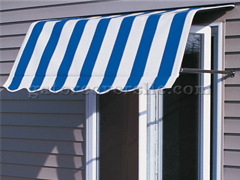 4300 Series Fabric Window Awnings