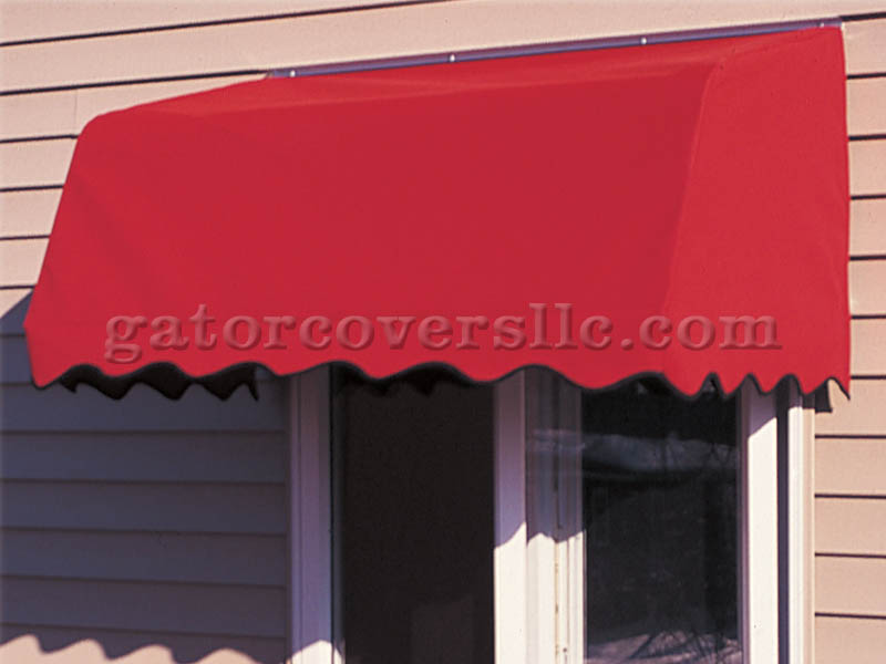 4700 Series Fabric Window Awnings
