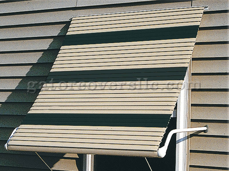 5500 Series Aluminum Window Awnings