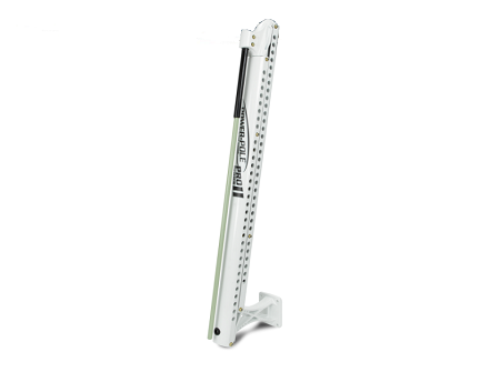 4ft Pro 2 Power Pole White With CM2