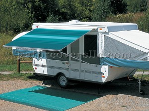 3.5M (11.5 FT wide) Campout Pop Up Camper Awning
