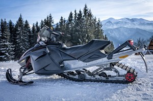 Snowmobile Covers - Medium - Made by Carver Industries in the USA
