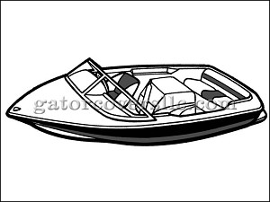 "22' 6"" Tournament Ski Boat (Stern Drive)"