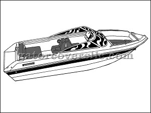"17' 6"" V-Hull Runabout (Stern Drive)"