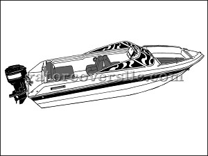 "14' 6"" V-Hull Runabout (Outboard)"